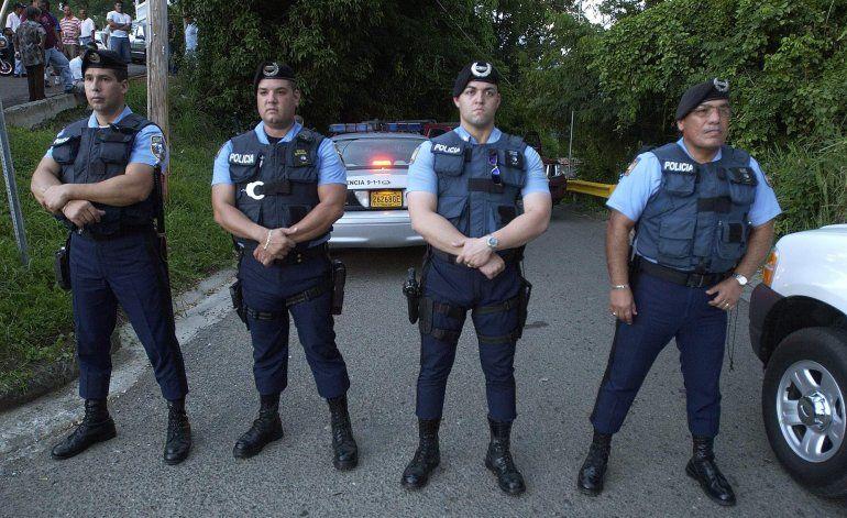 Fallas millonarias en la Policía de PR