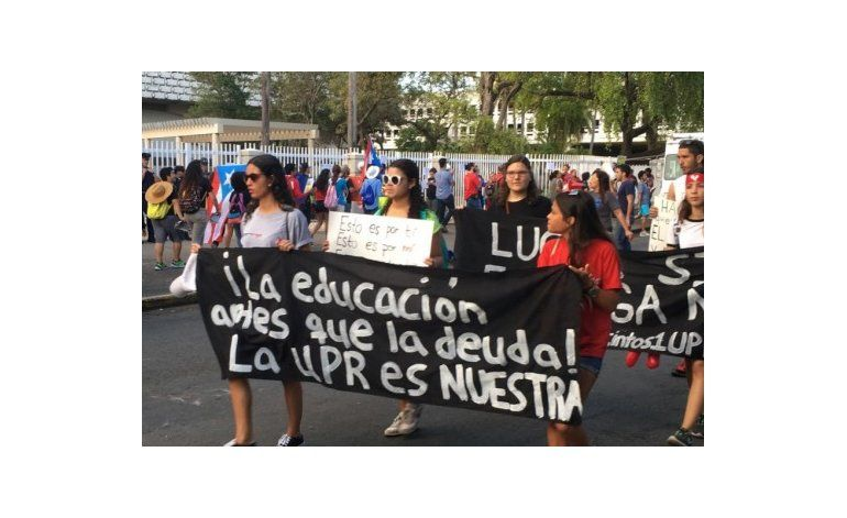 Indican paro dejaría miles en pérdidas a la UPR-RP