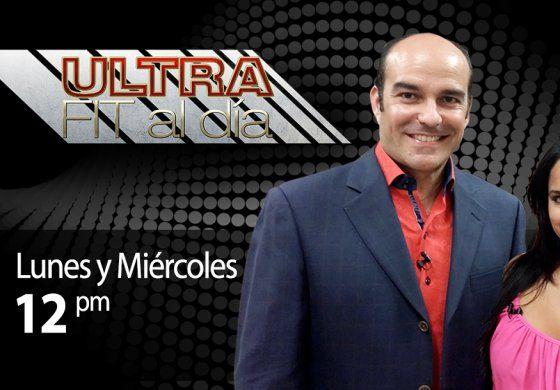 Ultra Fit al Día: Lunes y Miercoles 12pm