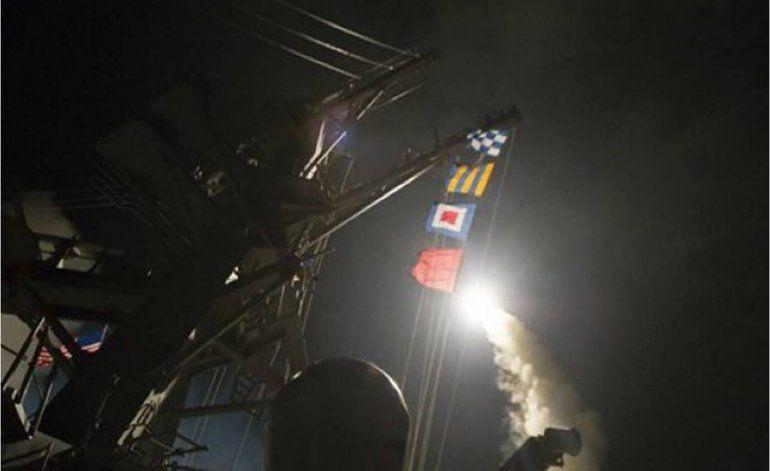 Dos países anuncian apoyo a EE.UU. tras ataque a Siria