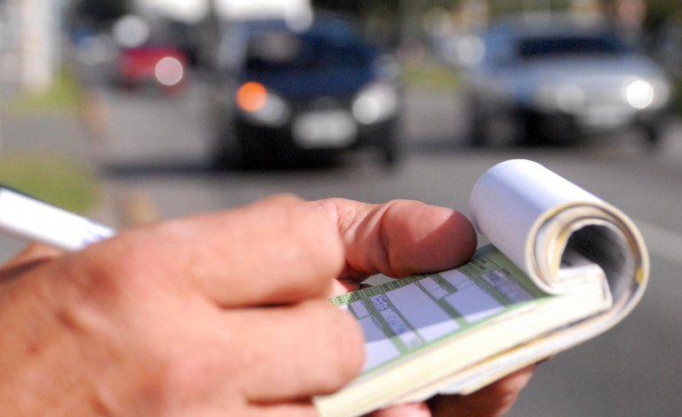 A la vuelta de esquina aumentos en multas de tránsito