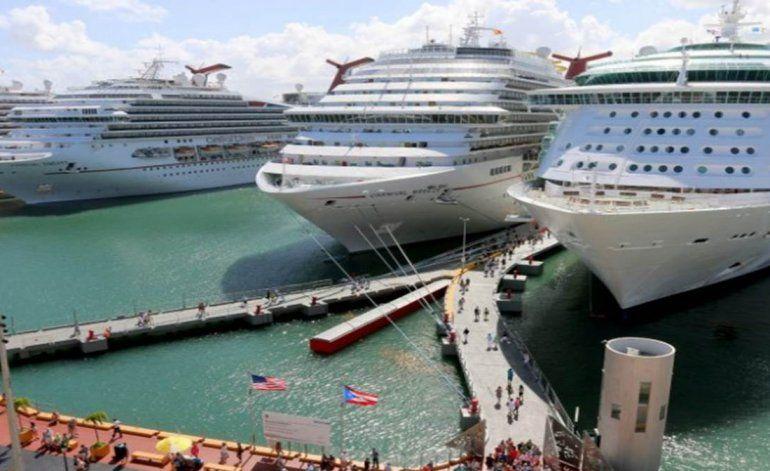 Turismo anuncia cifra récord de pasajeros de cruceros en abril