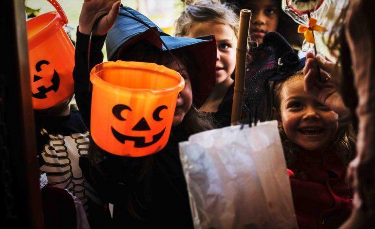 La Policía se prepara para Halloween