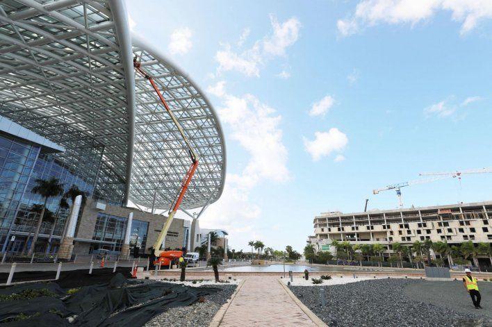 Se prepara el Distrito de Convenciones para el próximo año