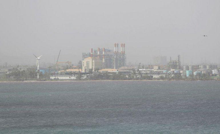 Advierten que la calidad del aire en el norte de la isla no estará saludable por el polvo del Sahara