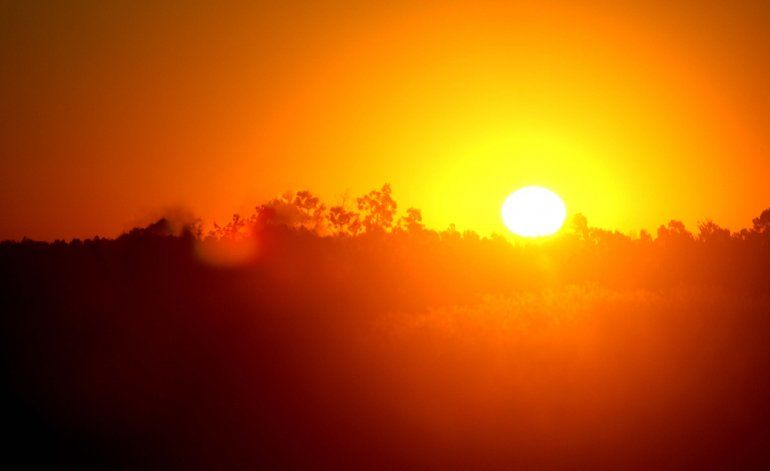 El índice de calor podría alcanzar los 105 grados Fahrenheit