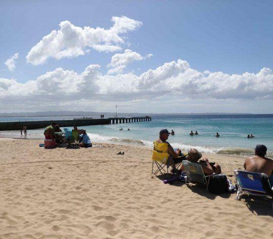 Junta de Calidad Ambiental informa de tres playas no aptas para bañistas