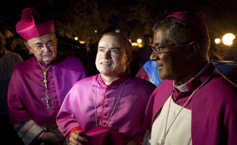 Obispos católicos afirman que Rosselló tiene un poder que ya no puede seguir ejerciendo