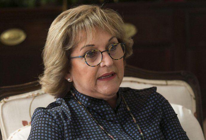Teresita Fuentes radica querella por intimidación