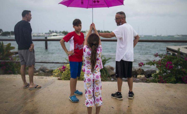 Los remanentes de una onda tropical traerán aguaceros