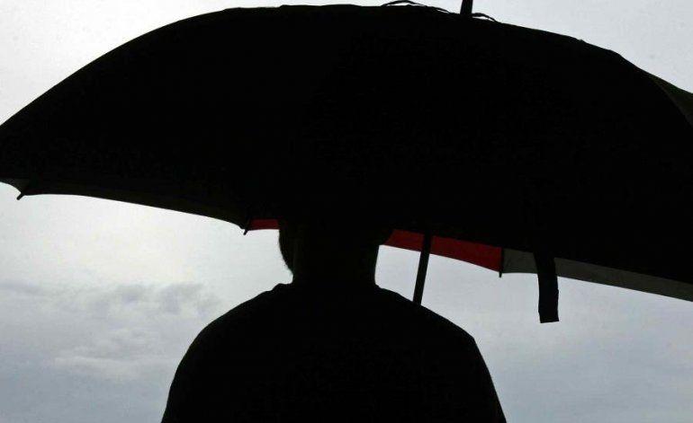 Lluvias pasajeras podrían afectar hoy el interior y oeste de la isla