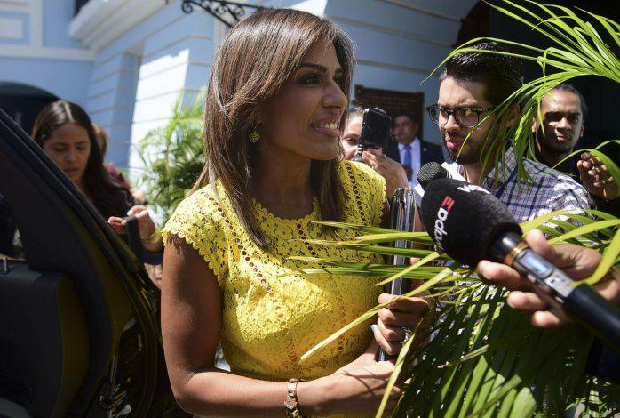 Wanda Vázquez decreta alerta nacional por la mujer