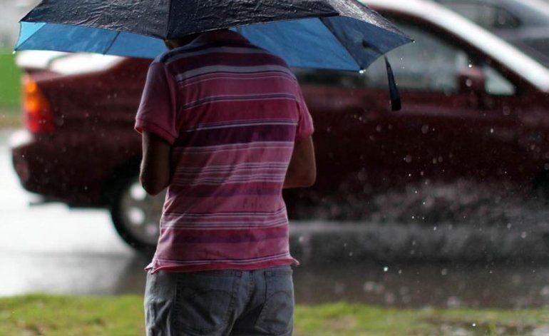 Una vaguada provocará gran cantidad de lluvia