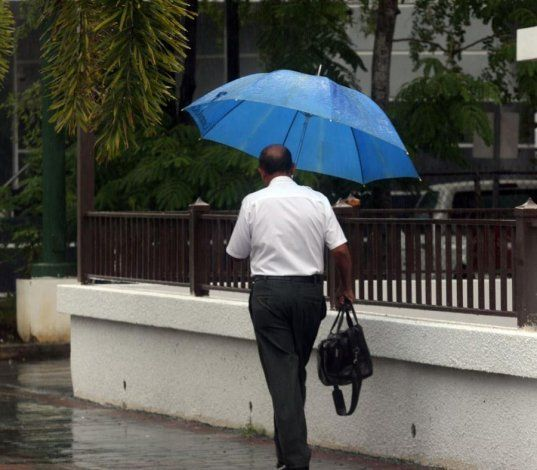 Una vaguada seguirá provocando aguaceros y tronadas en la isla