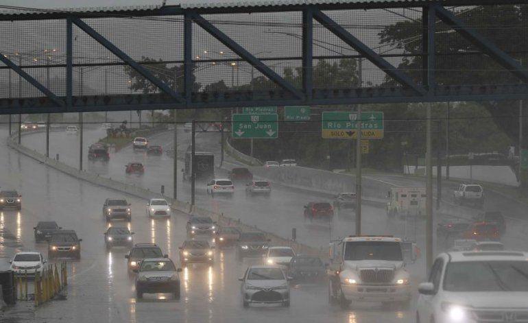 Efectos locales provocarán el desarrollo de aguaceros y tronadas en horas de la tarde