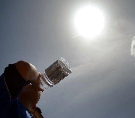 Pronostican un índice de calor de hasta 105 grados fahrenheit