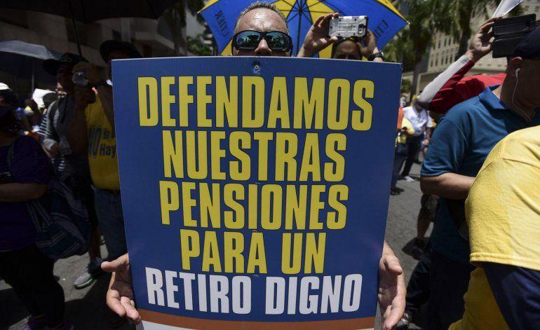Rechazan cualquier recorte a las pensiones