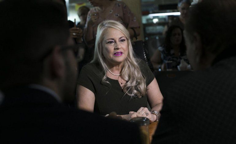 Wanda Vázquez justifica el recorte a pensionados