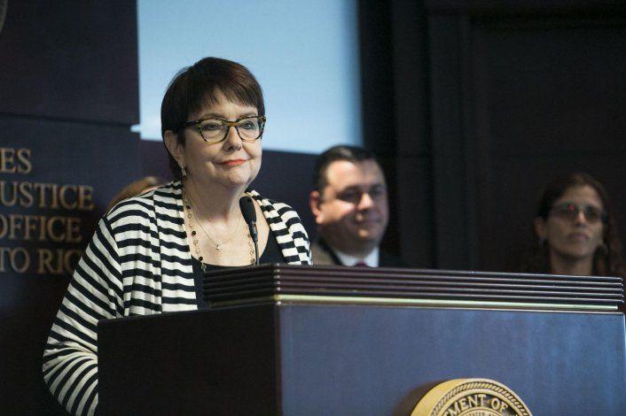 Fiscal federal se retira satisfecha con su gestión