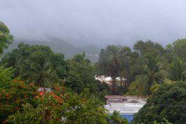 la tarde estara lluviosa para algunos municipios de puerto rico