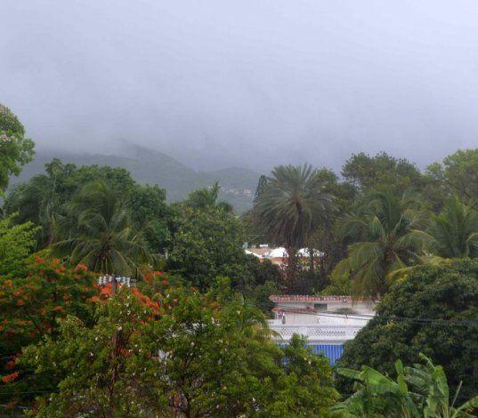 La tarde estará lluviosa para algunos municipios de Puerto Rico