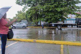 hoy se espera otra ronda de aguaceros para algunos pueblos de la isla