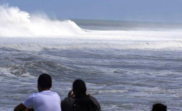 La marejada de los muertos afectará toda la semana la costa noroeste de la isla