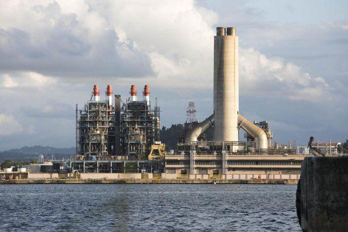 Alertan sobre peligros por gasificación en la Termoeléctrica
