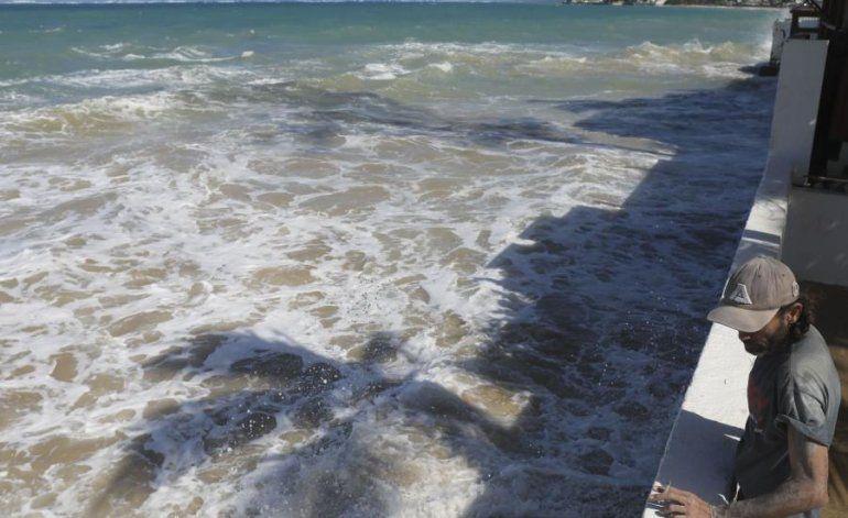 El mar estará hoy bien picado