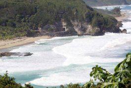 en el feriado del dia del veterano estaran peligrosas las condiciones maritimas en la isla