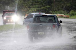 aguaceros afectaran durante la tarde el oeste de la isla