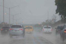 una vaguada aumentara el desarrollo de lluvias a traves de la isla