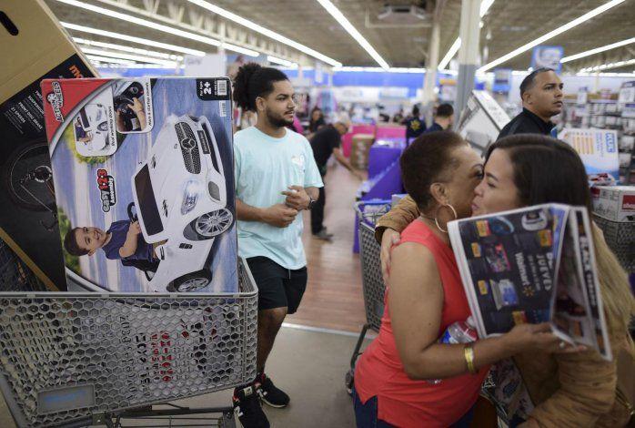 Lentas las ventas de inicio de la temporada navideña