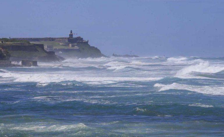 Las playas no estarán aptas para bañistas durante los próximos días debido a peligroso oleaje