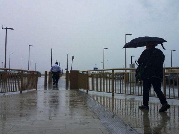 Febrero 2020 rompe récord: termina como el más lluvioso desde que se tienen registros