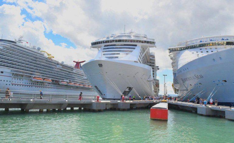 Los cruceros que lleguen a Puerto Rico deberán seguir un nuevo protocolo