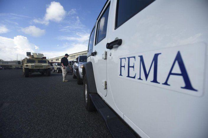 FEMA suspende sus operaciones de campo