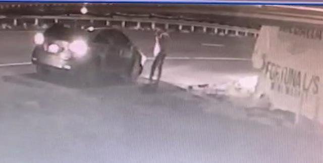 Empleado de la Asamblea Legislativa es sospechoso de atropellar a peatones en Luquillo