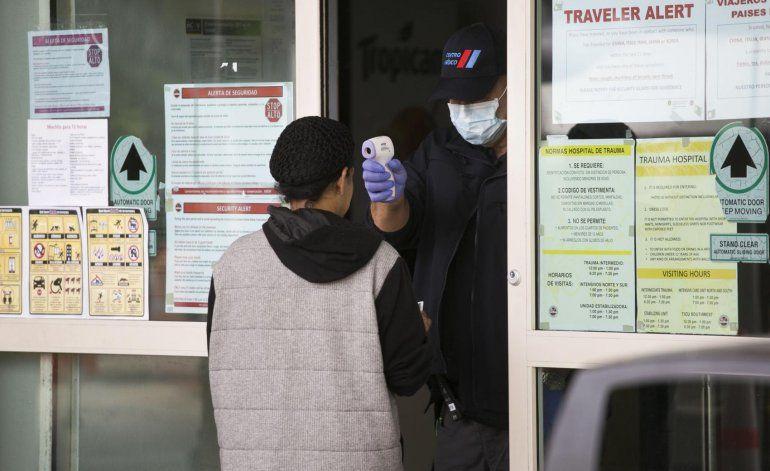Aumenta a ocho cifra de casos positivos de coronavirus en la Isla