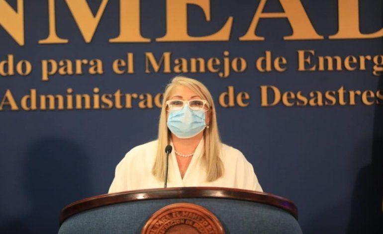 Wanda Vázquez endurece el toque de queda y las medidas de distanciamiento social