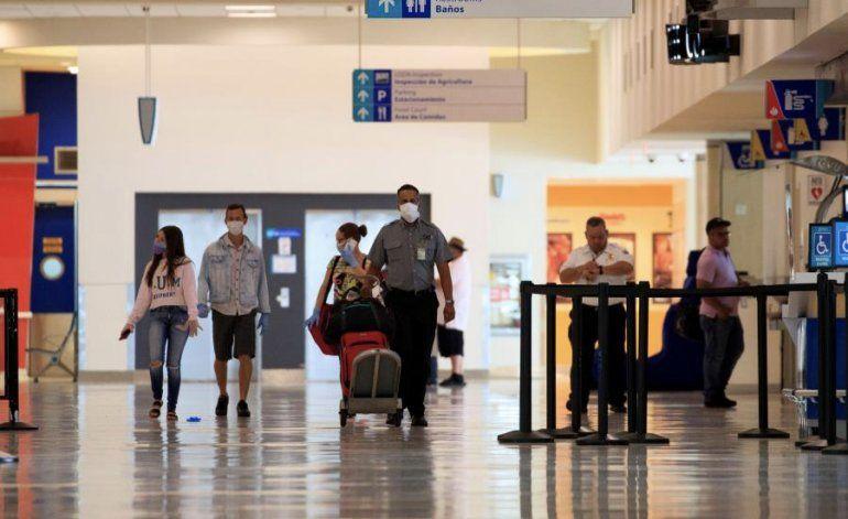 No habrá pruebas obligatorias para los que lleguen a Puerto Rico