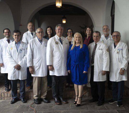 Integrantes del task force médico del gobierno afirman consenso en nuevo rol