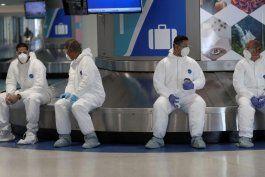 sin fecha para reabrir mas terminales en el aeropuerto
