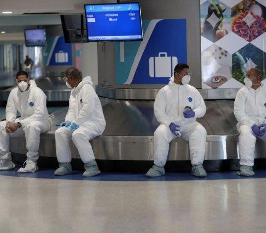 Sin fecha para reabrir más terminales en el aeropuerto
