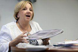 presidenta del opfei cataloga de irregular el tramite de los referidos contra wanda vazquez