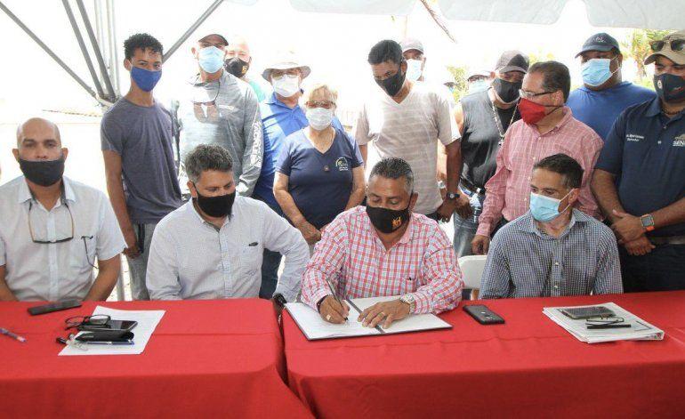 Anuncian inversión millonaria en Punta Santiago