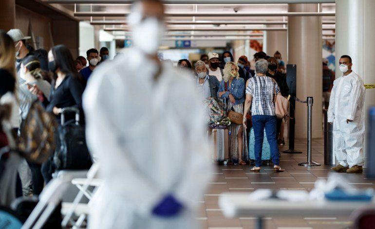 Modifican el protocolo en el aeropuerto Luis Muñoz Marín