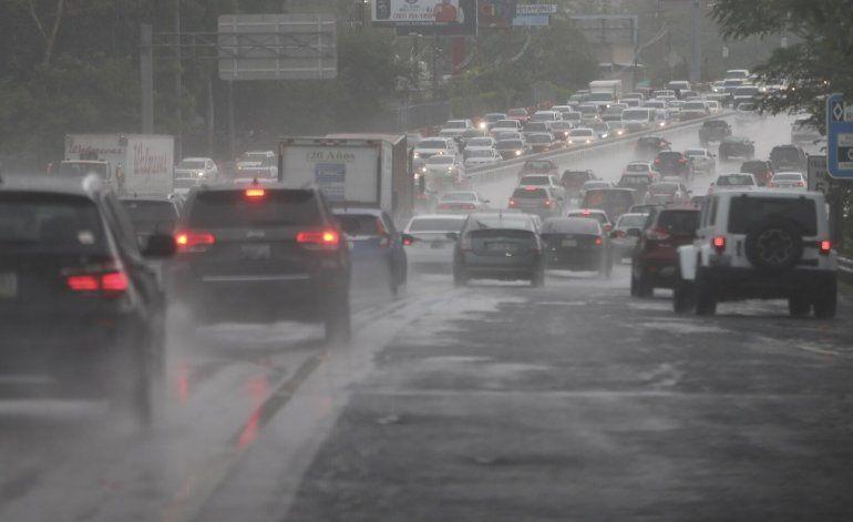 Una onda tropical dejará este viernes varios aguaceros y tronadas sobre Puerto Rico