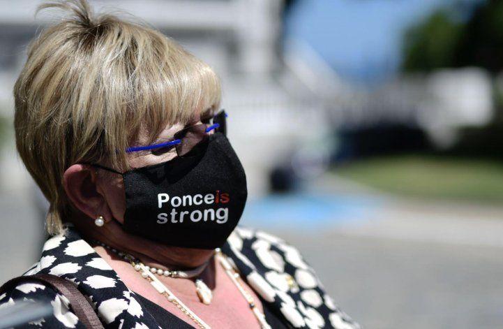 Expuestos a multa o pena de cárcel quienes no utilicen mascarillas en Ponce