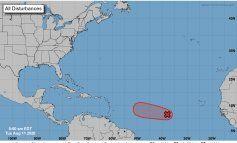 Aumenta probabilidad de desarrollo ciclónico de onda tropical